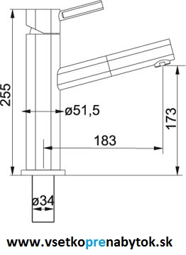 Kompletné špecifikácie · Na stiahnutie · Súvisiaci tovar · Komentáre (0).  Kuchynská vodovodná batéria FC 7986 GAIA od výrobcu FRANKE 0535e9c4102